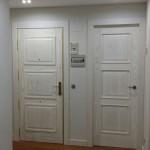 Puertas plafonadas lacadas 13