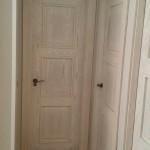 Puertas plafonadas lacadas 14