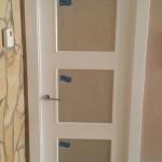 Puertas plafonadas lacadas 16