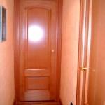 Puertas plafonadas de madera 3