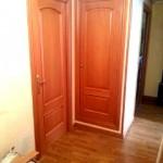 Puertas plafonadas de madera 4
