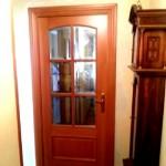 Puertas plafonadas de madera 8