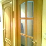 Puertas plafonadas de madera 10