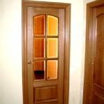 Puertas plafonadas de madera 11