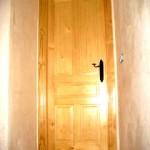 Puertas plafonadas de madera 14