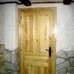 Puertas plafonadas de madera 15