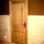 Puertas plafonadas de madera 18