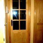 Puertas plafonadas de madera 19
