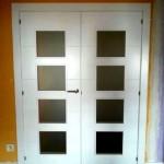 Puertas lisas lacadas 21