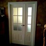 Puertas plafonadas lacadas 19