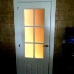 Puertas plafonadas lacadas 23