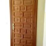 Puertas plafonadas de madera 21