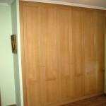 batientes 6 puertas en roble plafonadas