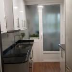 cocina formica blanca brillo