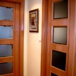 Puertas lisas de madera 1