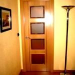 Puertas lisas de madera 2
