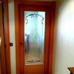Puertas lisas de madera 5