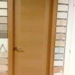Puertas lisas de madera 8
