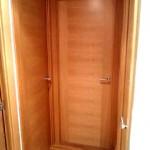 Puertas lisas de madera 10