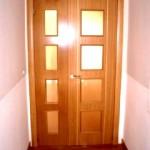 Puertas lisas de madera 16
