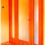 Puertas lisas de madera 17