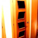 Puertas lisas de madera 23