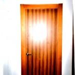Puertas lisas de madera 28