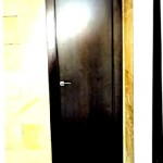 Puertas lisas de madera 30