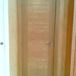 Puertas lisas de madera 37