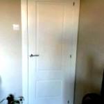 Puertas plafonadas lacadas 24