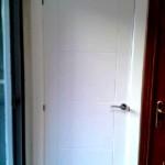 Puertas lisas lacadas 25
