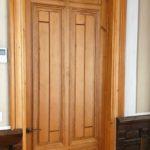 puerta pino macizo a medida