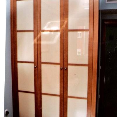 batiente 3 puertas tipo japones con cristal blanco3